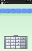Screenshot of Big Calculator