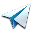 Telegram X icon