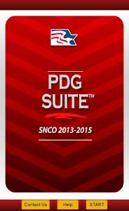 PDG Suite - SNCO '13 v2.1