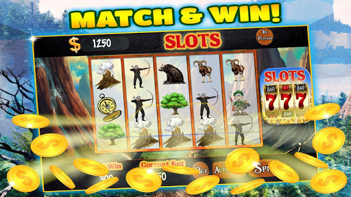 Mountain 777 Mega Bonus Slots