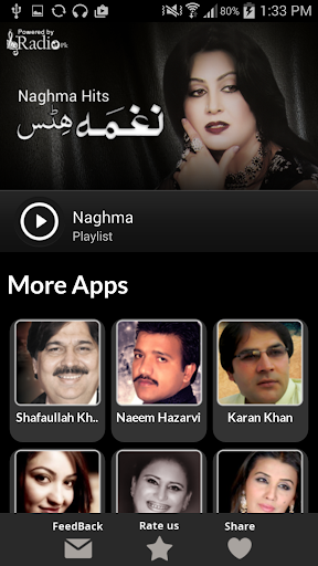 Naghma HITS