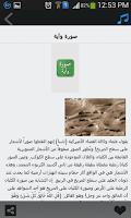 Screenshot of صورة وآيه