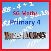 SG Maths P4 Whole Numbers