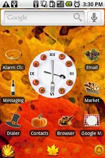 OG Thanksgiving Theme - screenshot thumbnail