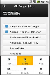 Online Malayalam Songs - screenshot thumbnail