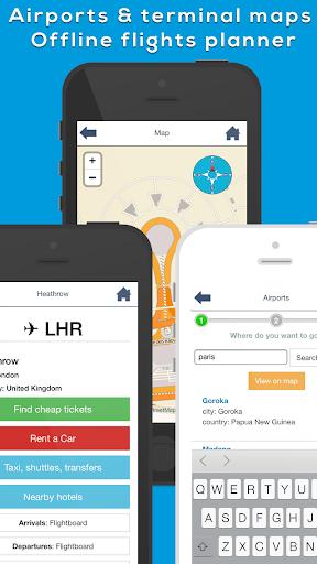 玩免費旅遊APP|下載BKK曼谷机场 app不用錢|硬是要APP
