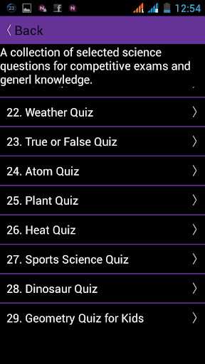 Download Science Questions Answers Google Play softwares