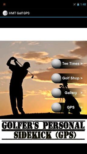 HMT Golf GPS+