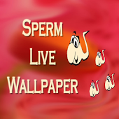 Sperm Live Wallpaper