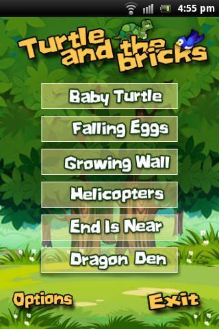 Brick Breaker Turtle