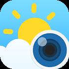 天气相机 icon