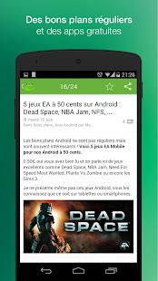 DroidSoft : apps & games- screenshot thumbnail