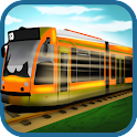 Train Driving Simulator Pro 2D icon