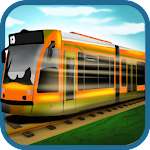Train Driving Simulator Pro 2D 1.6 Apk