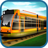 Train Driving Simulator Pro 2D