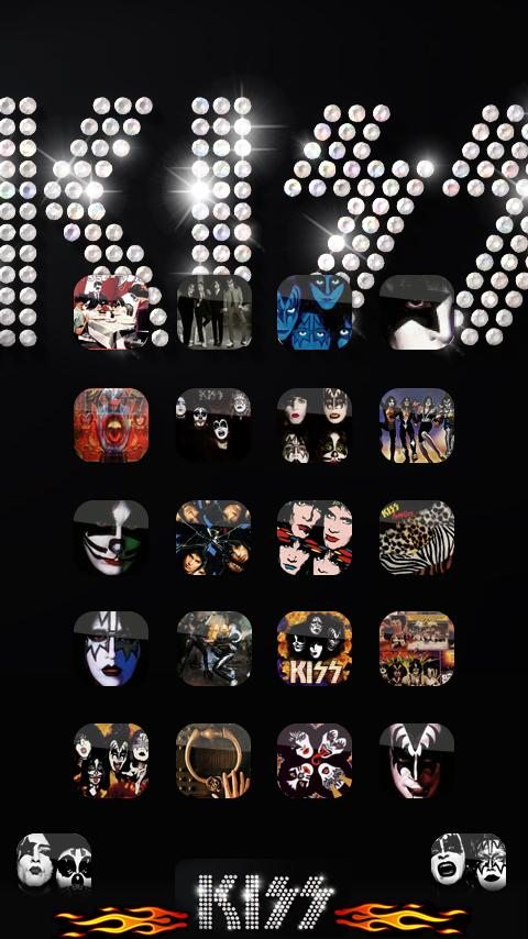KISS Theme - Free- screenshot