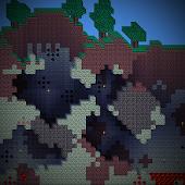 Block terrain