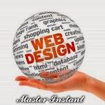 Master Instant Web Design