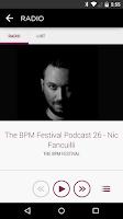 Screenshot of The BPM Festival 2015