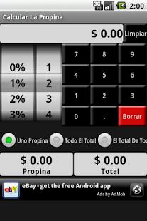 Tip Calculator- screenshot thumbnail