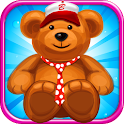 Bear Salon Dress Up icon