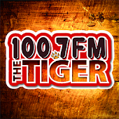 100.7 The Tiger WTGE FM