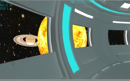 Spaceship Galactica