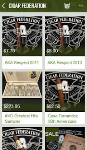 Cigar Federation- screenshot thumbnail