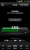 Screenshot of Tesla Model S Beta