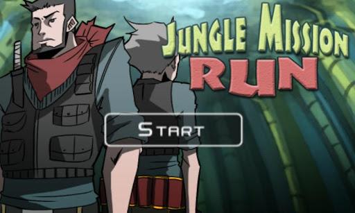 Jungle Mission Run