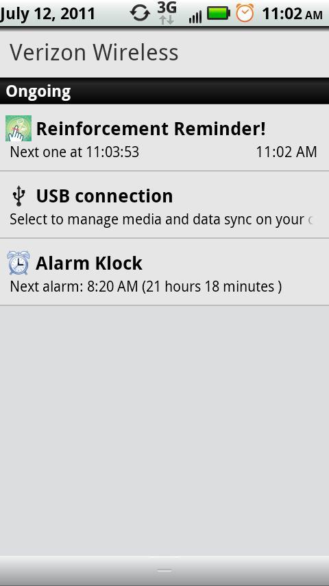 R+Remind- screenshot
