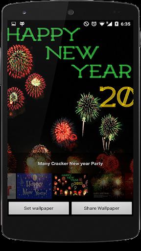 Happy New Year 2015 Wallpaper