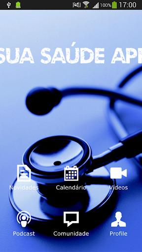 Sua Saúde App