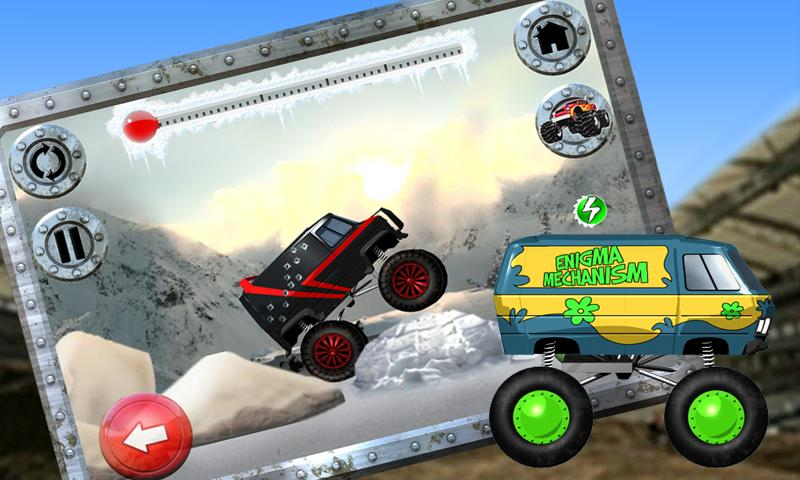 Top Truck Monster Truck Racing- screenshot