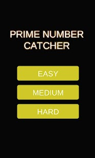 Prime Number Catcher- screenshot thumbnail