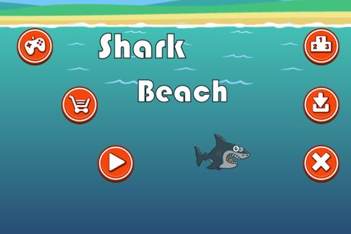 Shark Beach - 2048 Saga