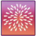 2016 Best Fireworks Touch Free icon