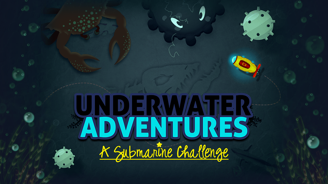 Underwater Adventures- screenshot