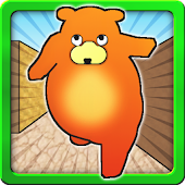 Bear in Farm 3D - Maze Run