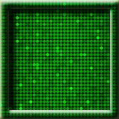 Green Dots Reflectors LWP