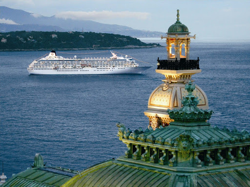 Crystal_Symphony_Monte_Carlo - Drop anchor and explore Monte Carlo when sailing on the Crystal Symphony.