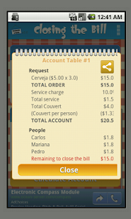 Closing The Bill- screenshot thumbnail