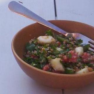 Lebanese-Style Tabouli