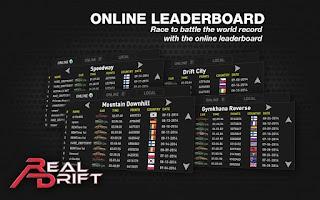 Screenshot of Real Drift Car Racing