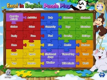 excel puzzle games