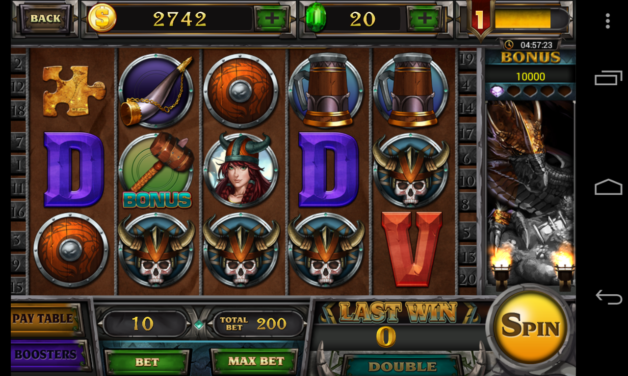 vikings slots casino
