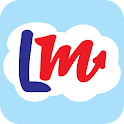 Libemax: database online cloud icon