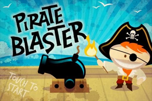 Pirate Blaster Puzzle