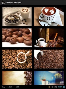 Coffee [HD] Wallpapers - screenshot thumbnail
