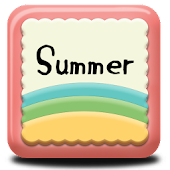 ZH-Summer GO Launcher Theme